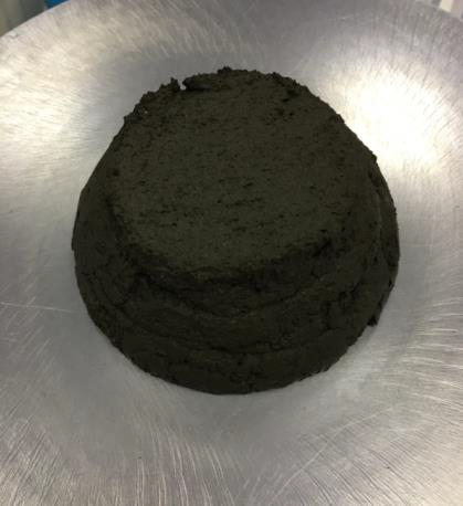 over-conditioned Rome clay A treated with 27% of Porous Alpha Porous Alpha for mechanized tunneling